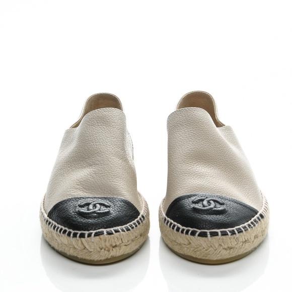 8dc1f7e2376e3 CHANEL Shoes - chanel espadrilles shoes women